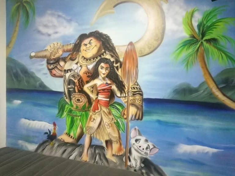 ציורי קיר לגני ילדים ומוסדות חינוך
