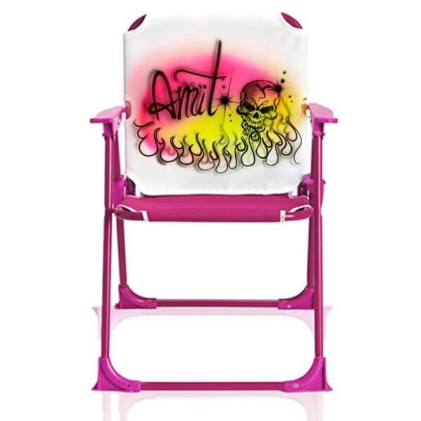 כסא ים מתקפל לילדים