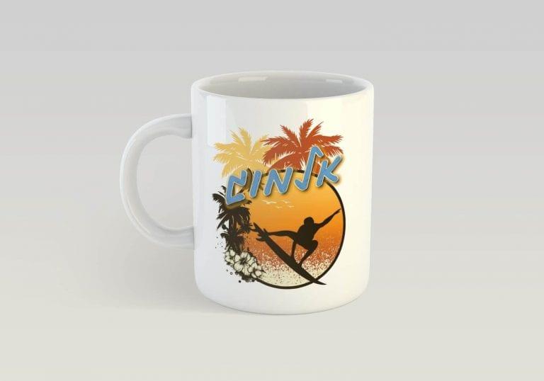 כוסות מודפסות אישית עם תמונה